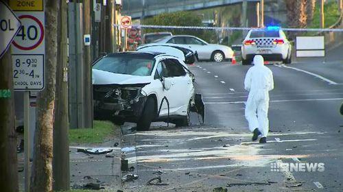 Kennett was driving more than 160 kilometres when he hit Ms Hansen on an Oakleigh road.