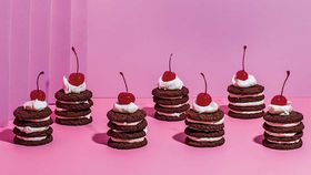 Anna Polyviou's Cherry on top