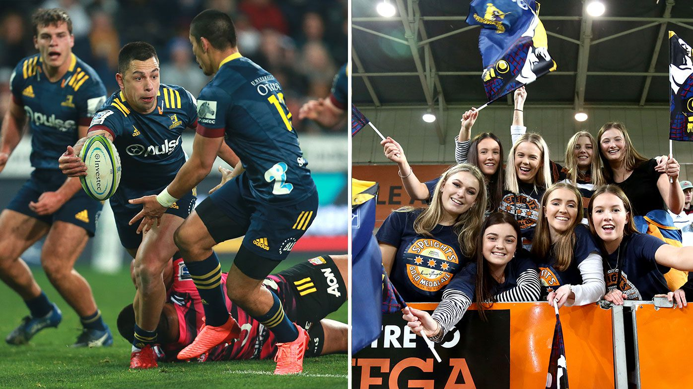 Super Rugby Aotearoa Rd 1 - Highlanders v Chiefs
