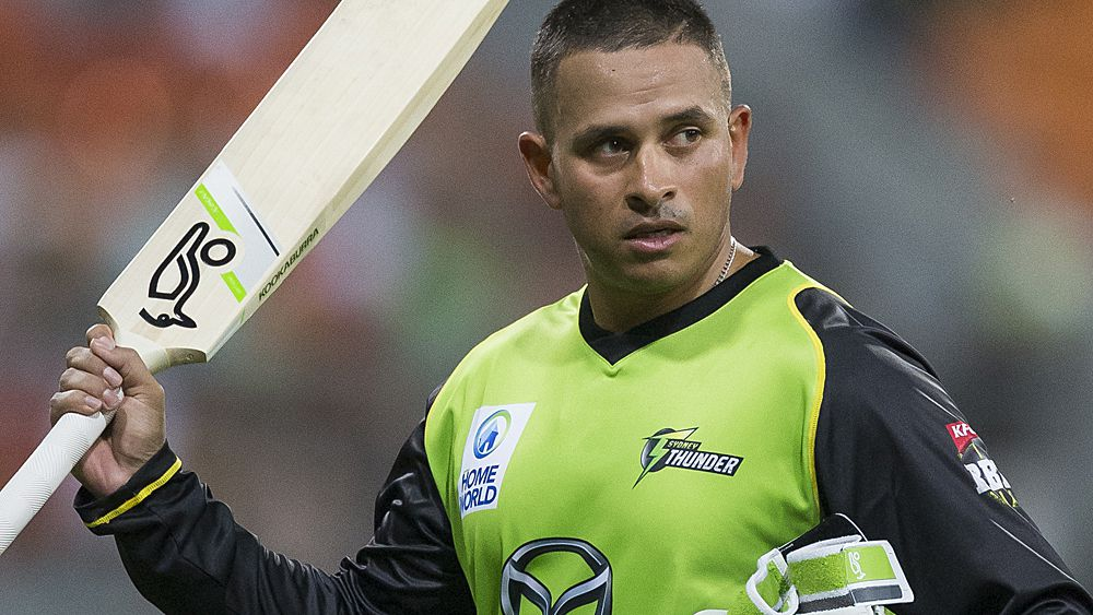 Cricket: Shane Watson says Usman Khawaja can become one of the world's bets batsmen