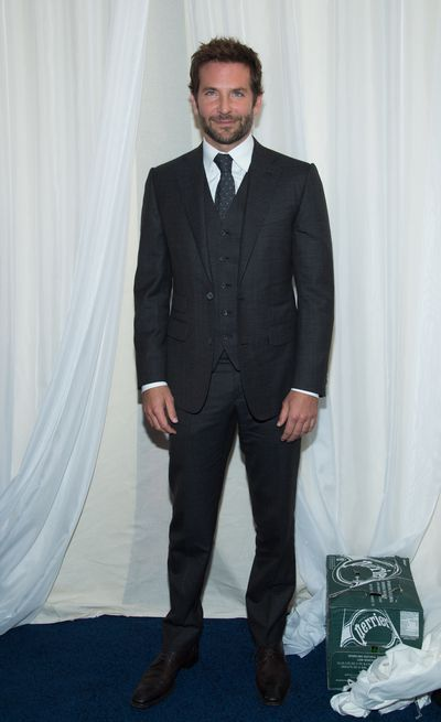 <p>22. Bradley Cooper</p> <p>The birth of the <em>Hangover</em> star's first child in March means we can finally add this effortless cool gentlemen to our list.</p> <p></p>