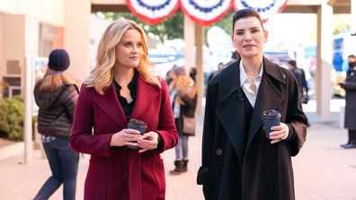 Julianna Margulies and Reese Witherspoon.