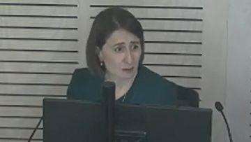 ICAC hears Gladys Berejiklian 'in shock' when forced to sack boyfriend