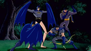 Night of the Batmen!