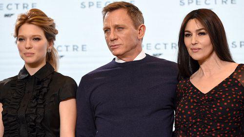 New James Bond film script stolen, leaked online