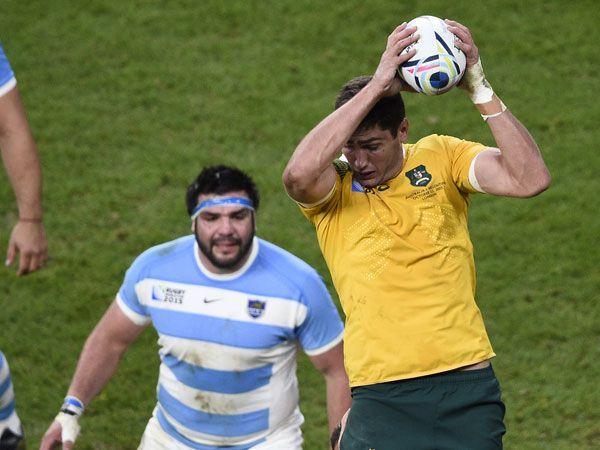 Rob Simmons. (AFP)