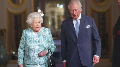 "The Queen said it's her ""wish"" that Charles take over as the next head of the Commonwealth. (AAP)"
