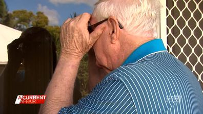 Elderly residents three years of housing commission block limbo