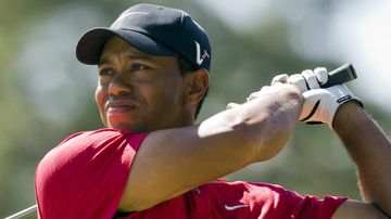 Tiger Woods played in the 2009 Australian Masters at Melbourne's Kingston Heath Golf Club. (AAP)