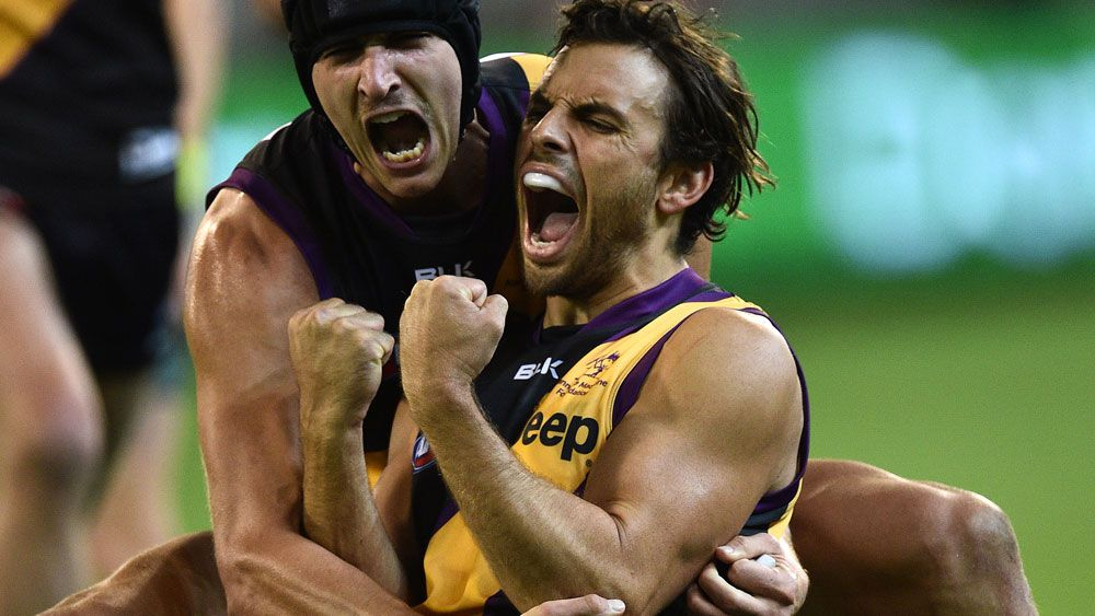 Lloyd goal breaks Tigers' AFL drought