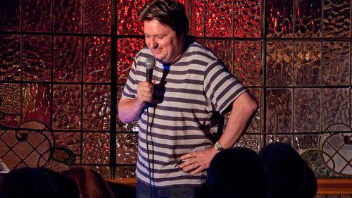 Comedian Dave O'Neil.