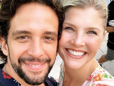 Nick Cordero, wife, Amanda Kloots, health update