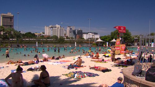 Brisbane will feel milder than other parts of the country.
