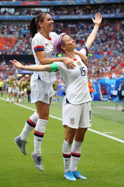 Iconic moment