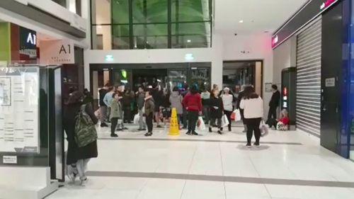 Bomb squad called to Melbourne car park