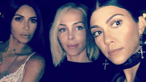 Kardashian's quick-thinking friend called for help during robbery