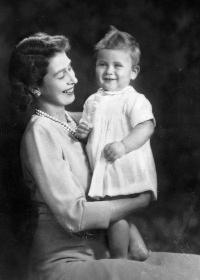 Prince Charles, 14 November 1948
