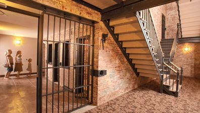 Inside Essex County jail apartment transformation You Live In What? TV show