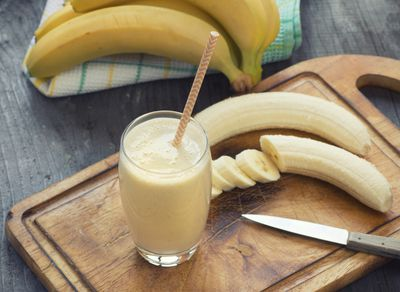 <strong>Banana smoothie</strong>