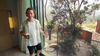 Getaway Tim Blackwell Taronga Wildlife retreat