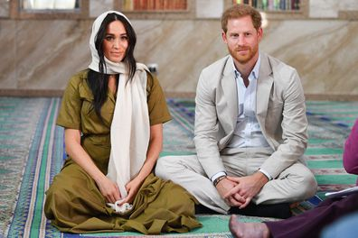 Prince Harry Meghan Markle sue British tabloid