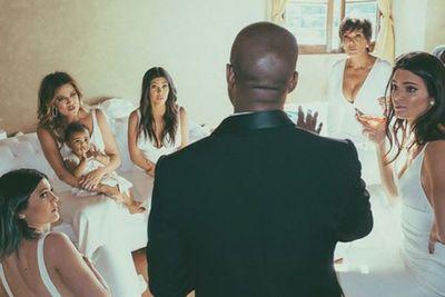 "@kimkardashian: ""Family"""