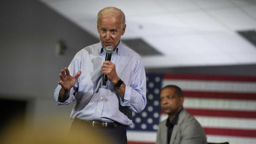 Joe Biden is the current frontrunner to take on Donald Trump.