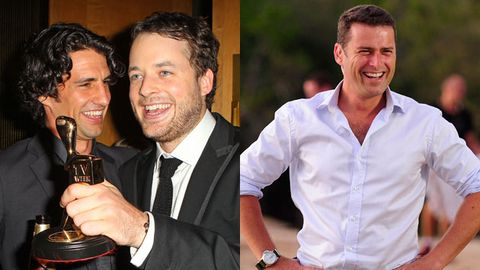 Watch: Hamish and Andy tease Karl Stefanovic over Logies snub
