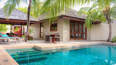 Kuredu Maldives villa