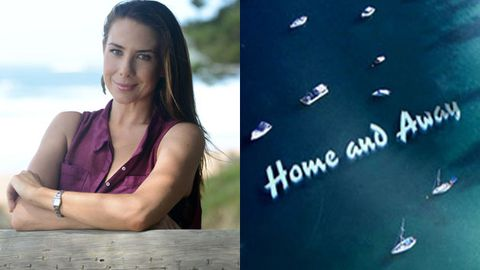 First look: Kate Ritchie's return to <i>Home and Away</i>