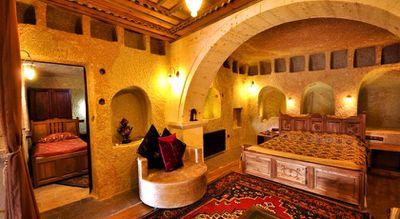<strong>Gamirasu Cave Hotel, Ayvali, Turkey</strong>