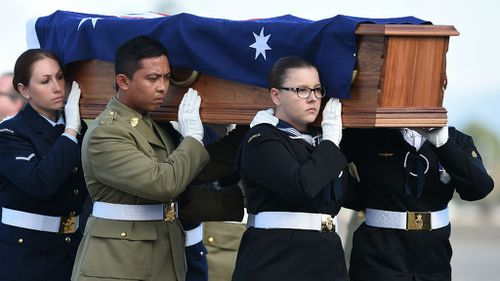 Veterans Affairs Minister Dan Tehan said the families finally have closure. (AAP)