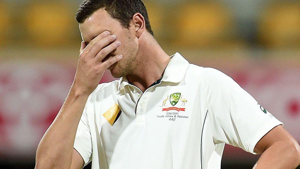 Aussie bowlers were too desperate: Saker