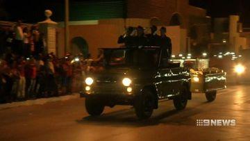 Cubans farewell Fidel Castro
