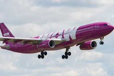 <strong>7. WOW Air</strong>