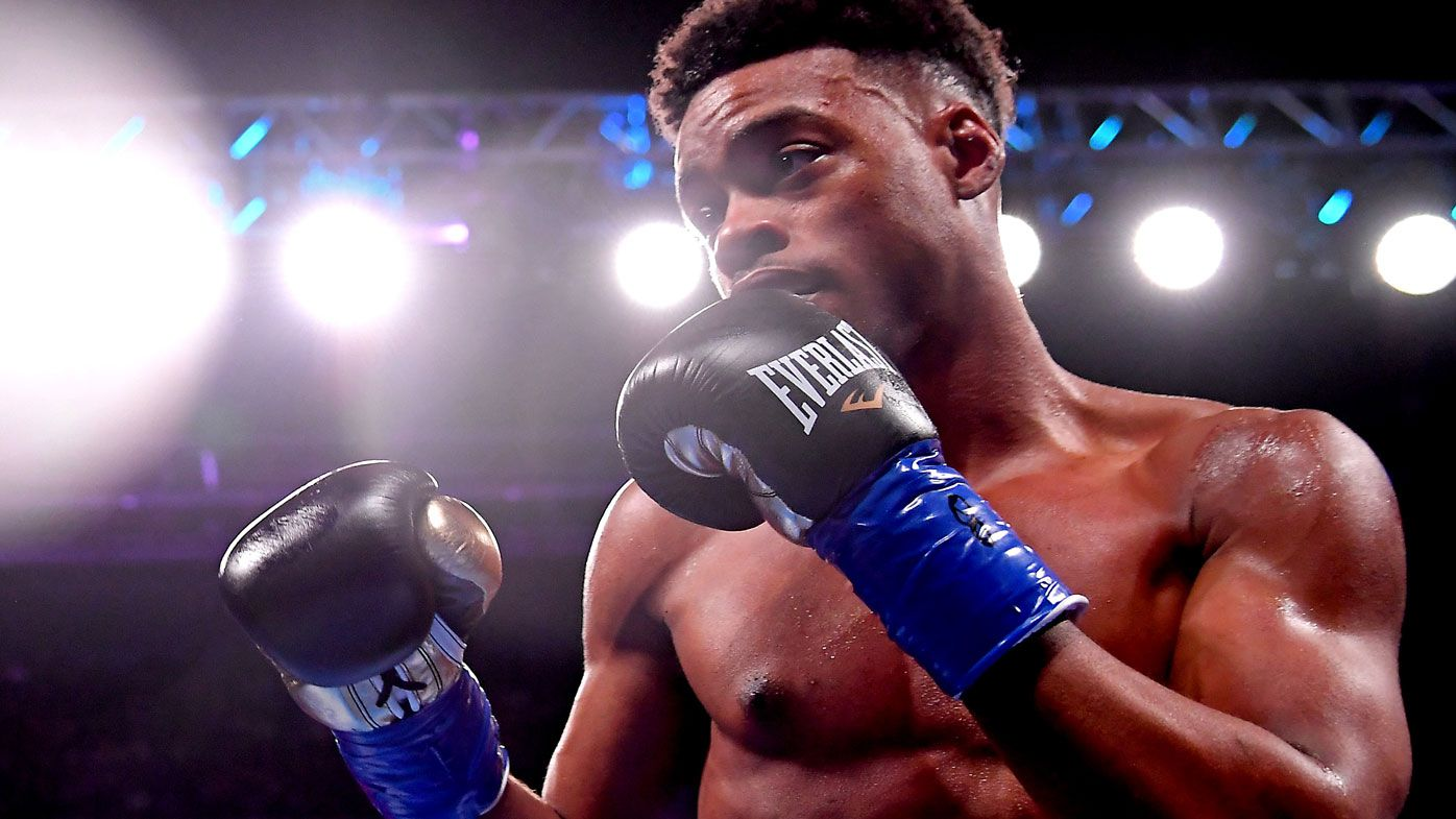 World champion boxer Errol Spence seriously injured in car crash