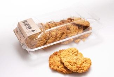 Coles Bakery Anzac Biscuit 12pk