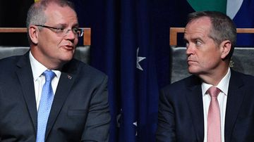 Coalition narrows gap in new poll