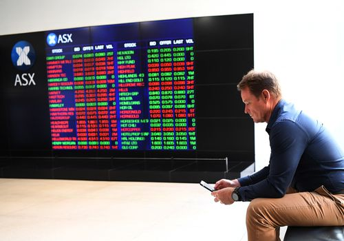 The ASX has felt the impact of the volatility gripping Wall Street in the past few days. (AAP)