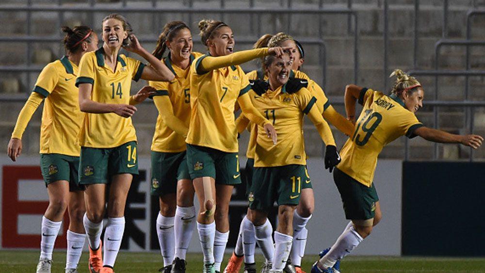 Matildas coach plays down Japan win