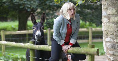 Ashley Jensen plays Cotswolds-based PR guru turned amateur sleuth in Acorn TV original series Agatha Raisin