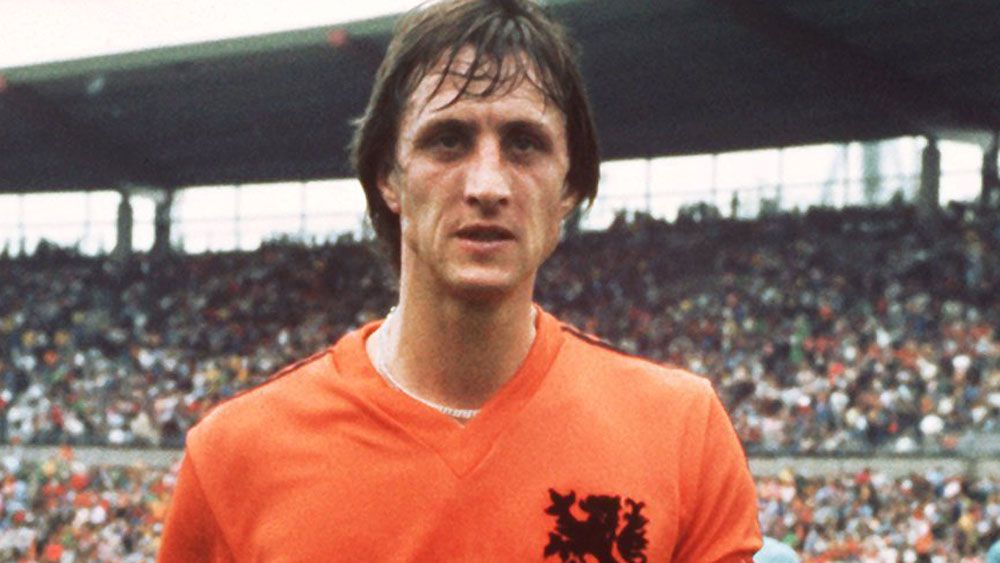 Dutch soccer legend Johan Cruyff dies