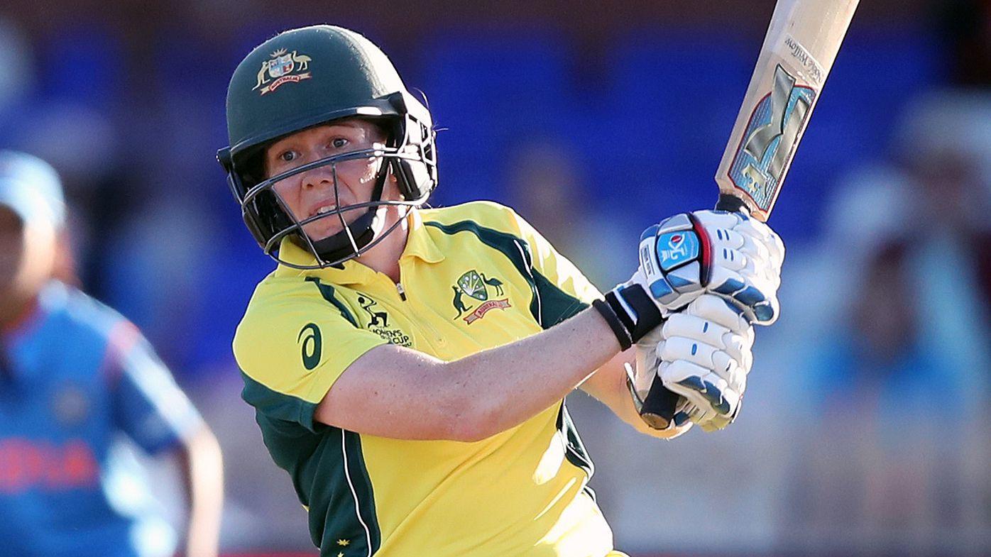 Australian cricket legend Alex Blackwell retires after stellar 15-year career