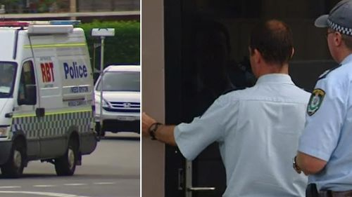 Police are still searching for the suspect after a teenage boy and 12-year-old girl were assaulted in their bedrooms. (9NEWS)