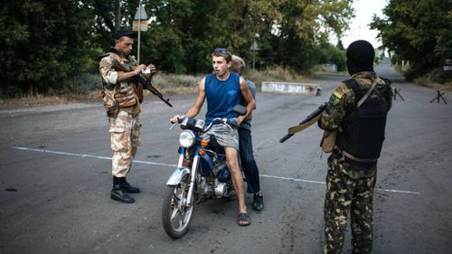 Russia floods Ukraine border with 20,000 combat-ready troops
