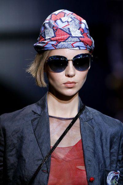 Giorgio Armani, spring/summer '17, Paris Fashion Week