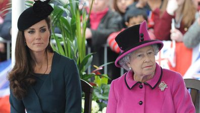 Queen Elizabeth and the Duchess of Cambridge are said to be working closely together on the TV special.