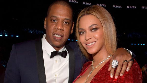 The name game: Jay-Z and Beyonce are reportedly rumoured to have named their twins after themselves. Image: Getty
