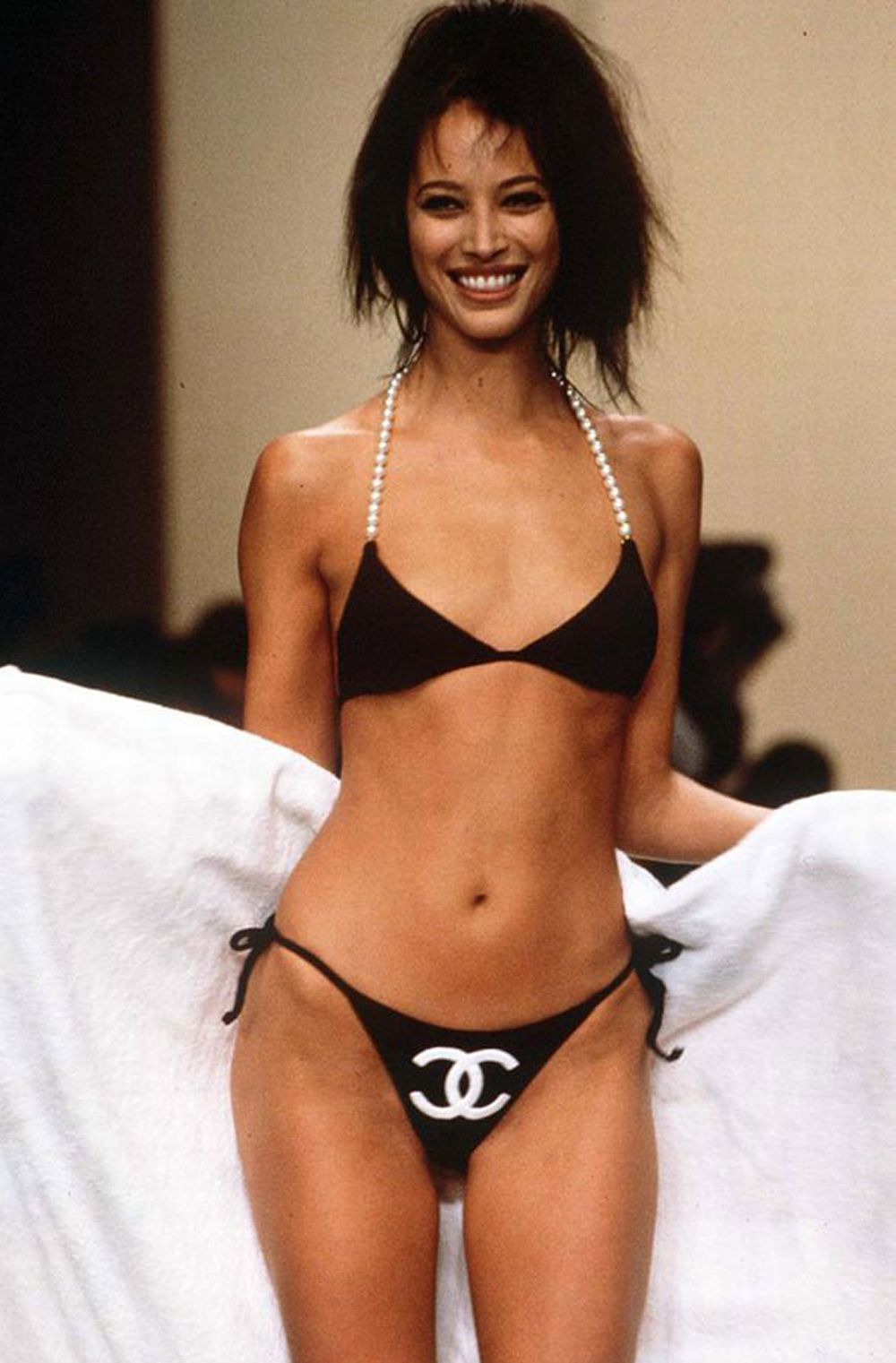 The real reason Christy Turlington quit the runway