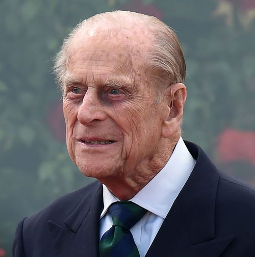 Prince Philip, Duke of Edinburgh, attends the Royal Endurance Race during the Windsor Royal Horse Show, on 13 May 2016 (AAP)